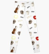 The Game is On: Version Two Leggings