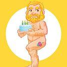 Birthday Bear by Cody Shipman