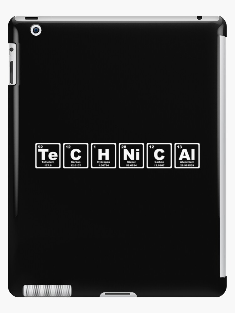 Technical - Periodic Table by graphix