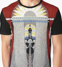"""Erte's Stunning Art Deco Design """"The Egyptian"""" Graphic T-Shirt"""