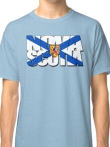 Nova Scotia Flag Classic T-Shirt