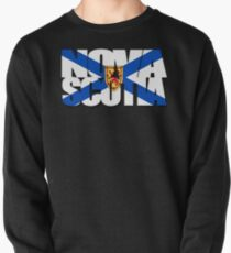Nova Scotia Flag Pullover