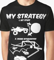 My Rocket League Strategy Video Game Funny Gifts Graphic T-Shirt