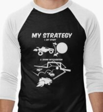 My Rocket League Strategy Video Game Funny Gifts T-Shirt