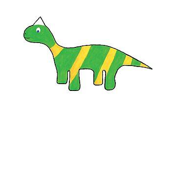 rehnosaur by adamantart