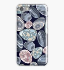 Pattern stones iPhone Case/Skin