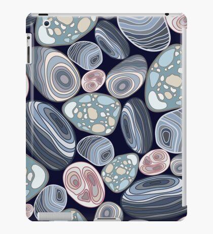 Pattern stones iPad Case/Skin