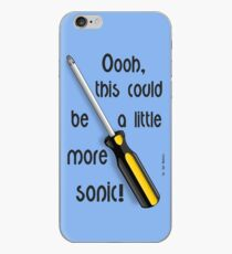 This Could Be A Little More Sonic iPhone Case