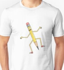 Pencilvester - Rick and Morty T-Shirt