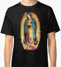 Our Lady of Guadalupe Virgin Mary Tilma Classic T-Shirt