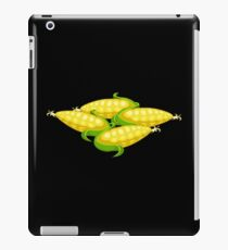 Wetdryvac Presents Glitch: Food corn off the cob iPad-Hülle & Klebefolie