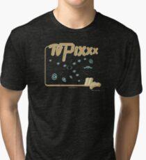 TV PIXXX Tri-blend T-Shirt