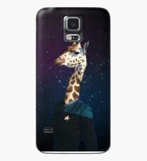 Enterprising Giraffe Case/Skin for Samsung Galaxy