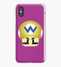 Wario Morph Mushroom iPhone Case/Skin