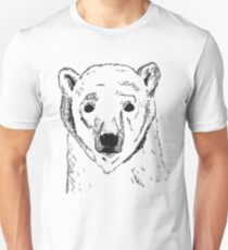 Bare Polar Bear Unisex T-Shirt
