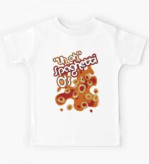 """Uh oh"" Spaghetti O's Kids Tee"