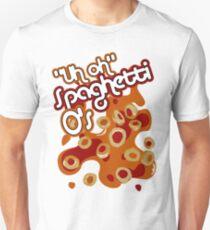 """""""Uh oh"""" Spaghetti O's T-Shirt"""