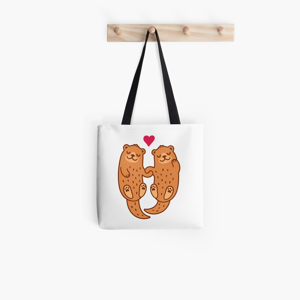 Otterly bezaubernd Tote Bag