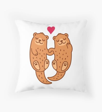 Otterly adorable Coussin
