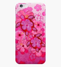 Pink Hibiscus And Honu Turtles iPhone 6 Case