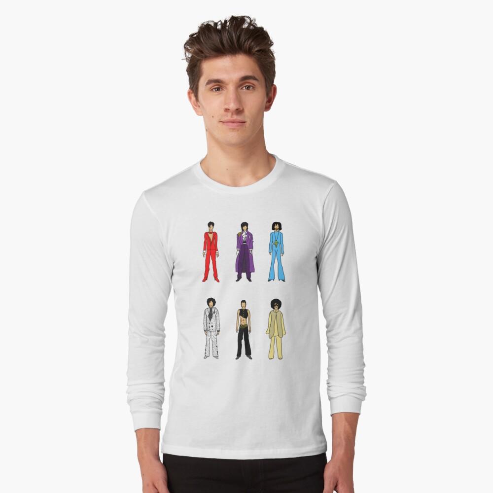 Prince and Princesses Long Sleeve T-Shirt