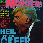 Infamous Monsters: Donald Trump by Spooky Hokum