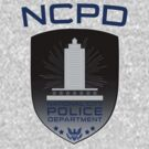 National City Police Department by Atomic Octopus  Designs