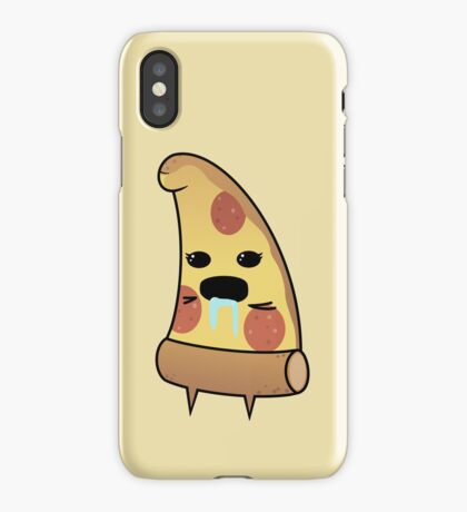 Hungry Pizza #digistickie iPhone Case