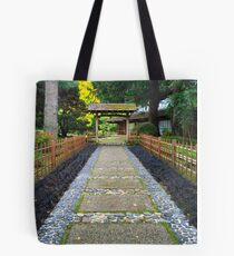 Torii Gate Tote Bag