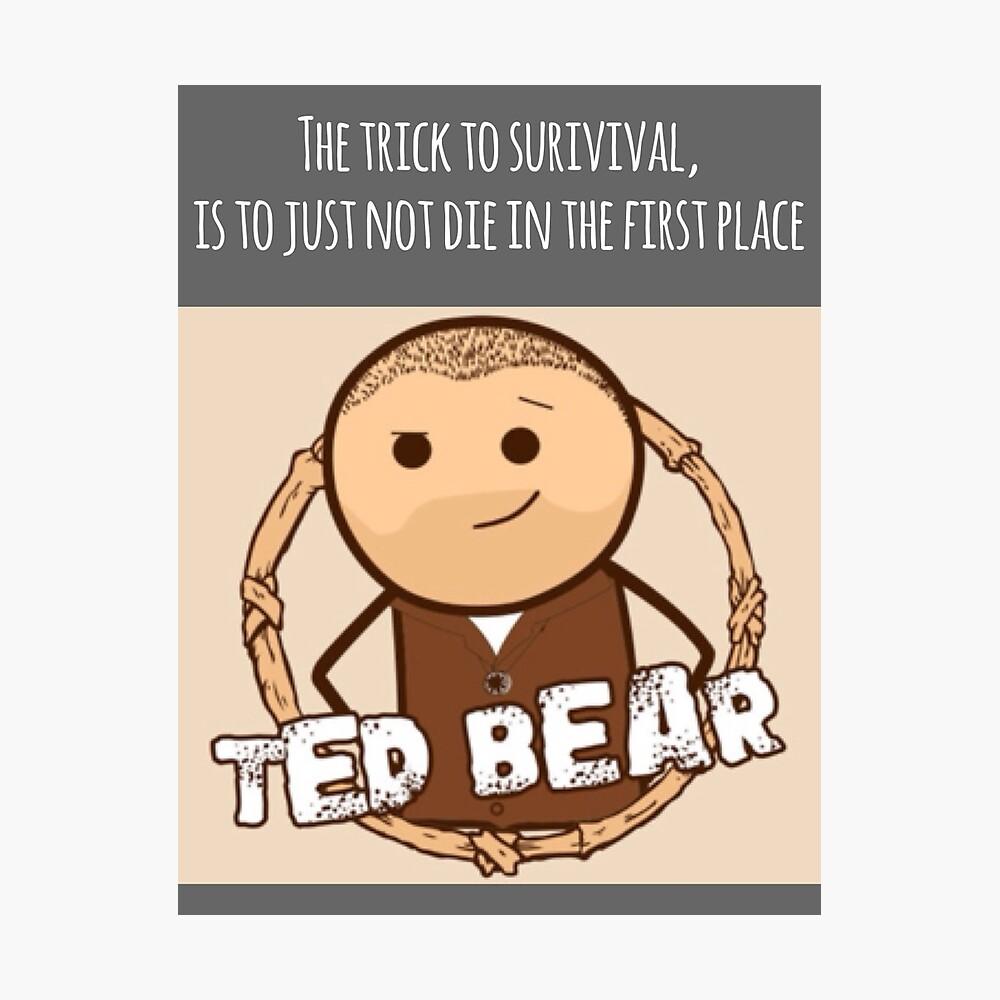Ted Bär Fotodruck