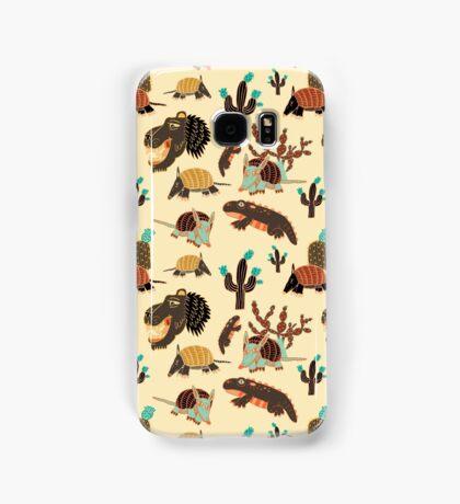 Desert Creatures Samsung Galaxy Case/Skin