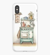 Vintage Stove iPhone Case