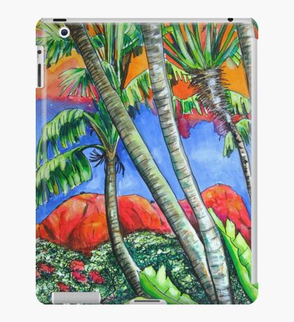 Townsville Rock iPad Case/Skin