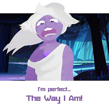 The way I am - Amethyst by Ruzzie