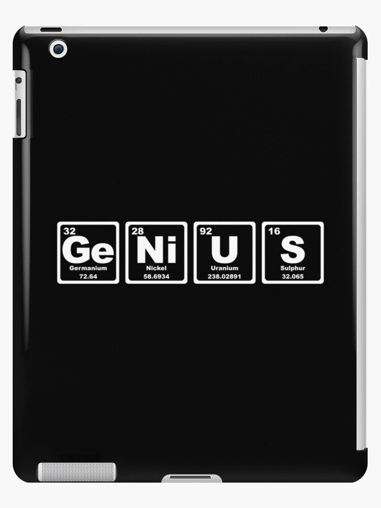 Genius - Periodic Table by graphix