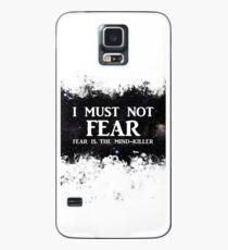 Litany Against Fear Case/Skin for Samsung Galaxy