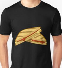 Glitch Food expensive grilled cheese Unisex T-Shirt