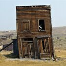 Leans A Tad To The Left - Swasey (Swazey) Hotel, Bodie, Mono County, CA.jpg by Rebel Kreklow
