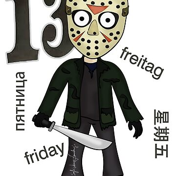 Friday 13 by MomOfCreatures