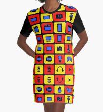 GOT TECH? Graphic T-Shirt Dress