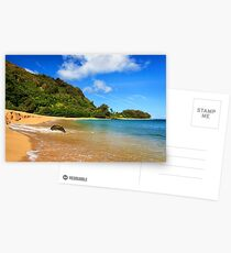 The Rock At Tunnels Beach Postcards