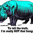 Not That Hungry Hippo by Rich Anderson