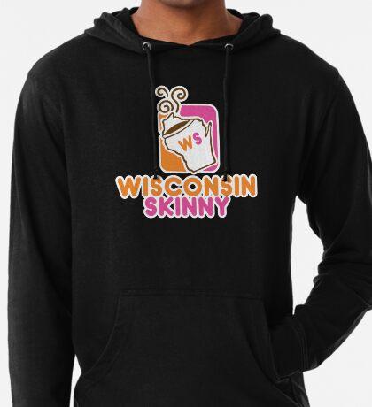 Wisconsin Skinny Mmmmm Lightweight Hoodie