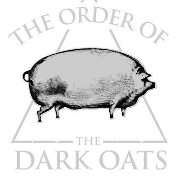 The Order Of The Dark Oats by DeepFriedArt