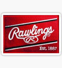 Rawlings Patch Sticker