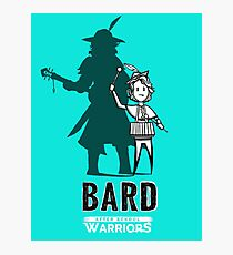 AFTER SCHOOL WARRIORS: BARD Photographic Print