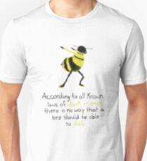 Bee Movie - Dab Unisex T-Shirt