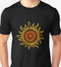 Sun Mandala Unisex T-Shirt