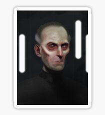 Grand Moff Tarkin Sticker