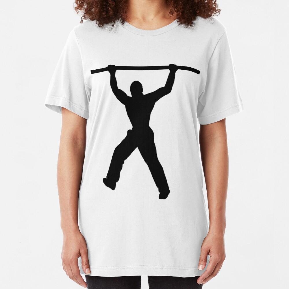Calisthenics Slim Fit T-Shirt
